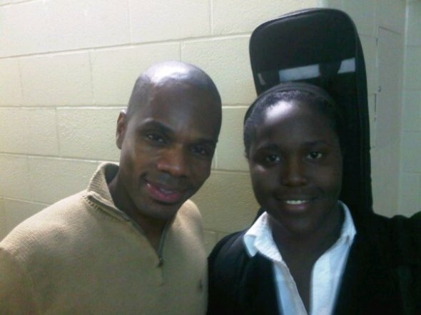 Kirk Franklin with Herbassfullness
